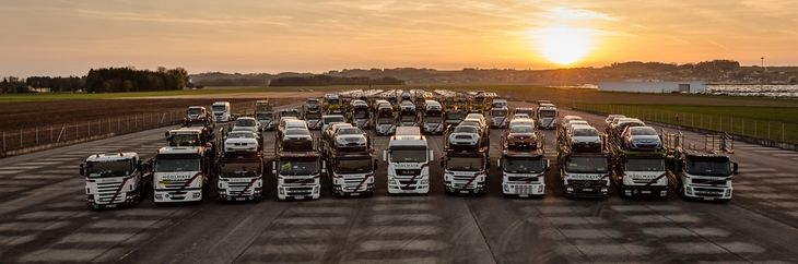 LKW show off Header